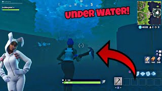 Under The Water Glitch (New) Fortnite Glitches Season 6 PS4/Xbox one 2018