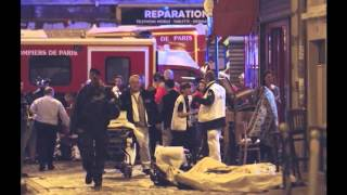 Islamic State Claims Responsibility for Paris Attacks