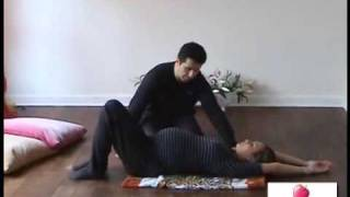 Exercices de détente pour femmes enceintes