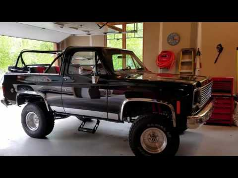 1977 K5 Blazer for sale 454 BB Chevrolet