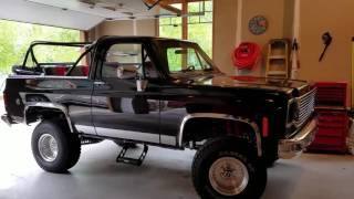 1977 K5 Blazer For Sale 454 BB Chevrolet