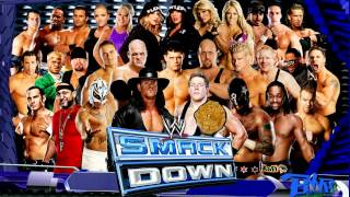 WWE SmackDown! 2008 Theme Song