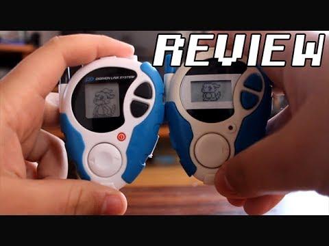 Review Digimon Digivice D-3 (Ver. Jap e Ver. US/EU)