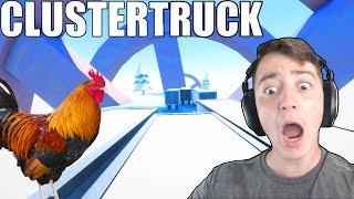 משחק מעצבן! - ClusterTruck