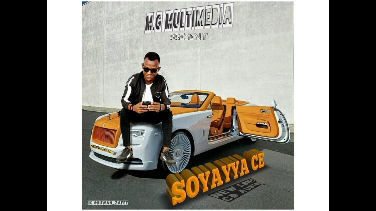 Download Auta Mg Boy - Soyayya (2021)