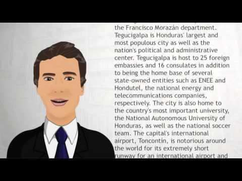 Tegucigalpa - Wiki Videos