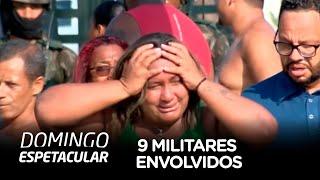 Nove militares envolvidos na morte do músico no RJ estão presos