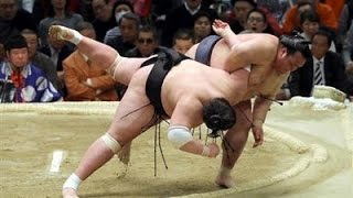 Warning. This is a video of me watching SUMO with my family. I was ...
