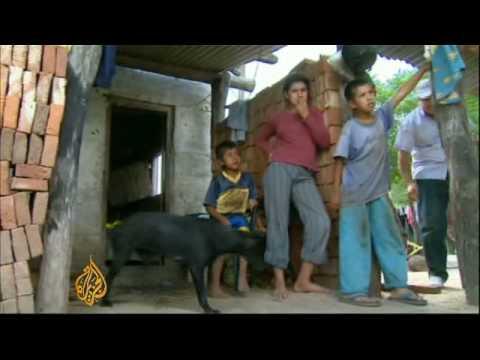 """The """"poor's plague"""" in Latin America - 26 Dec 08"""