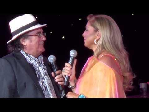 Albano & Romina Power Atlantic City 2015  parte1