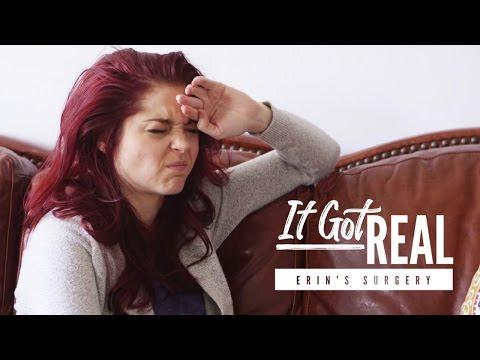 Erin's Bleeding & In Pain  (It Got Real Episode 1)