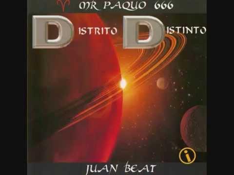 Distrito Distinto vol.2 - Dj's Mr Paquo 666 & Juan Beat - 2001