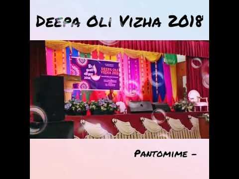 PTSB DIWALI OLI VIZHA 2018 - PANTOMIME - ( Sri Sathish & Arvin & Rupanesh & Mathan & Nesh )