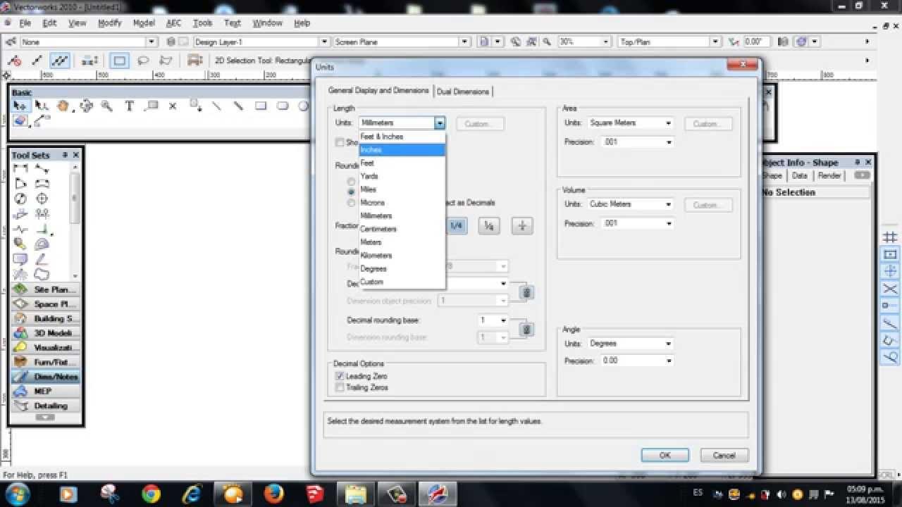 vectorworks espaol