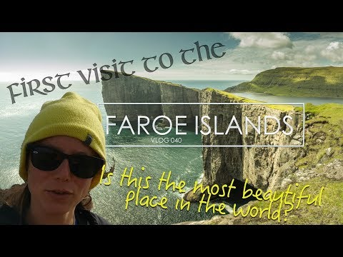 Vlog 040 - First Visit to the Faroe Islands