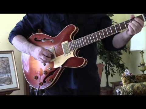 Brian Walton Live Electric Guitar Looping Improvisation #1