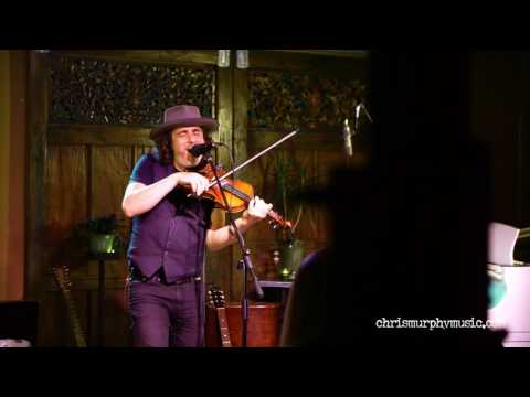 """Trust"" - by CHRIS MURPHY... Solo/Live/violin + vocals"