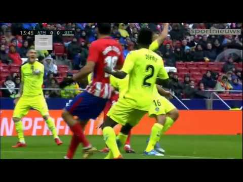 Download Atletico Madrid vs Getafe 2-0 - All Goals &  Extended and Highlights  (06/01/2018)