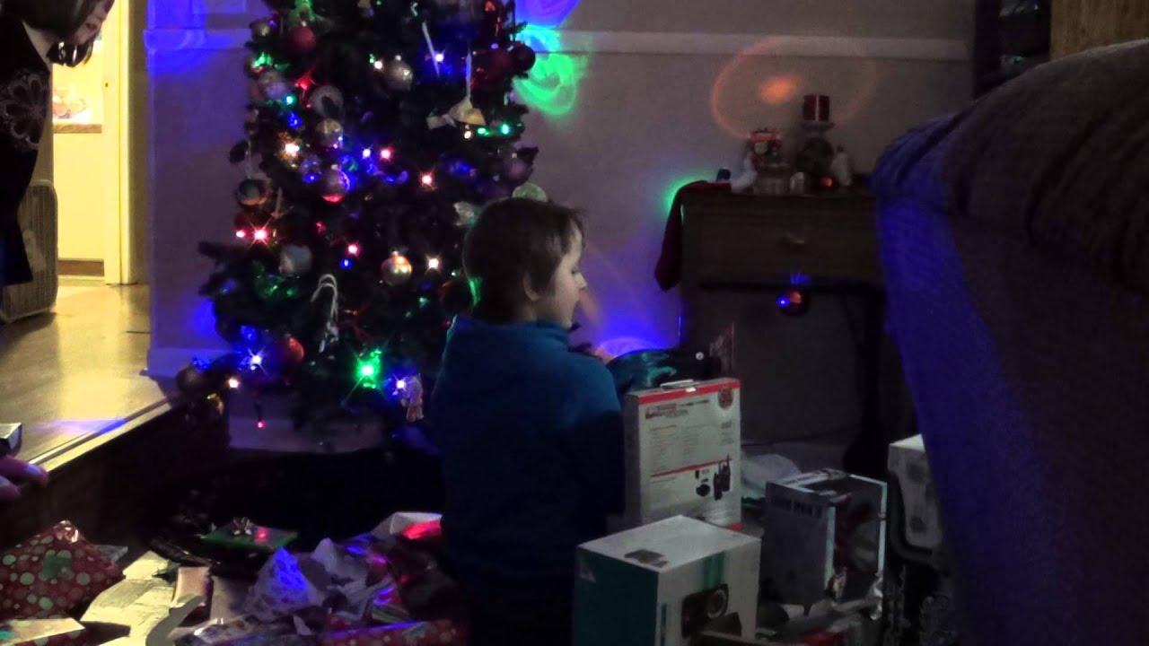 Logan and Annika Christmas