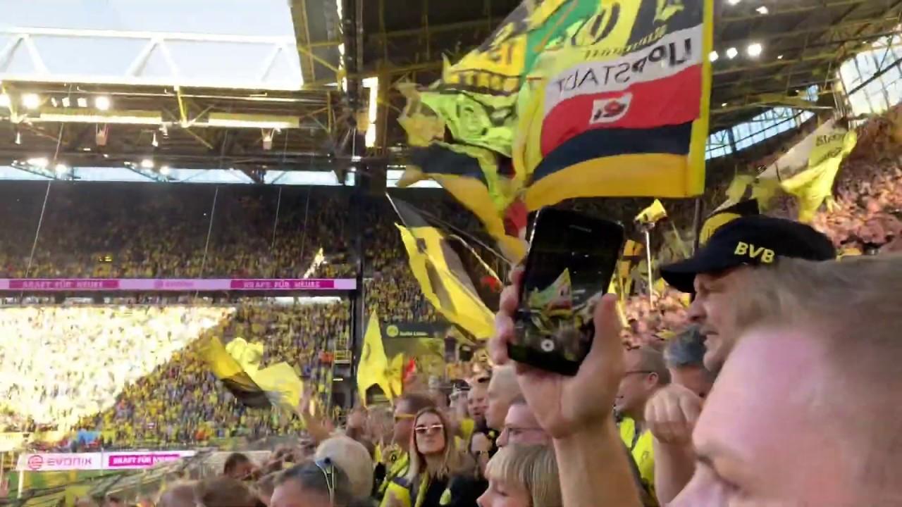 Borussia Dortmund - Leverkusen 4:0 Highlights Südtribüne 14.09.19