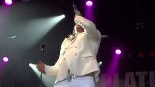 Platinum Blonde. Future Dance Live @ K-Days. Edmonton, Alberta. July 27, 2013.