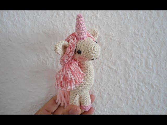Comet the Unicorn Comet the Unicorn crochet pattern | 480x640