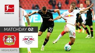 #b04rbl | highlights from matchday 2!► sub now: https://redirect.bundesliga.com/_bwcs watch the bundesliga of bayer 04 leverkusen vs. rb leipzig f...