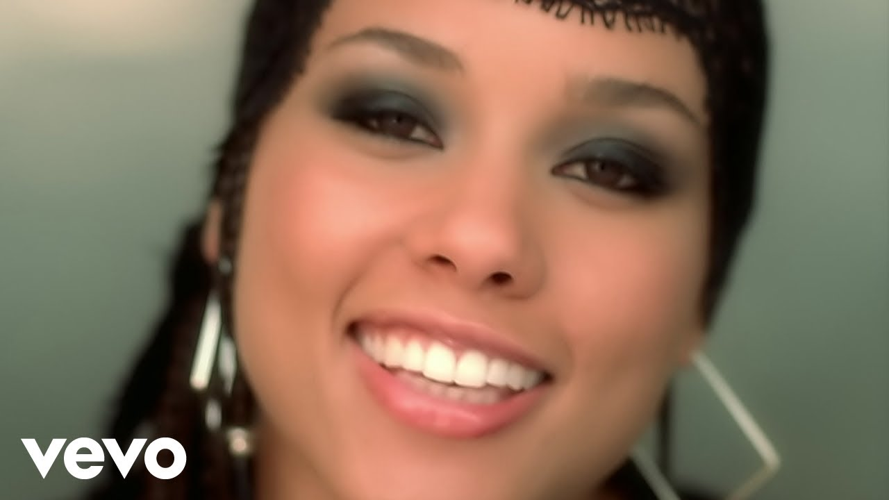 Alicia Keys A Womans Worth Official Music Video Youtube