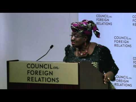 Assessing Nigeria's Economy by Dr. Mrs. Ngozi Okonjo-Iweala