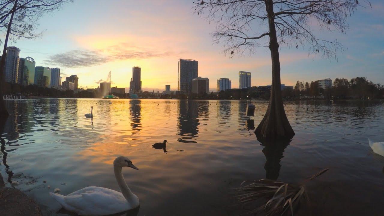 Atlanta To Orlando Night Lapse And Time GoPro Hero 4 Silver