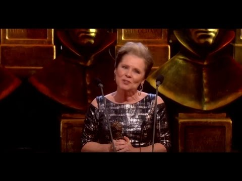 The Laurence Olivier Awards 2016: Imelda Staunton's acceptance ...