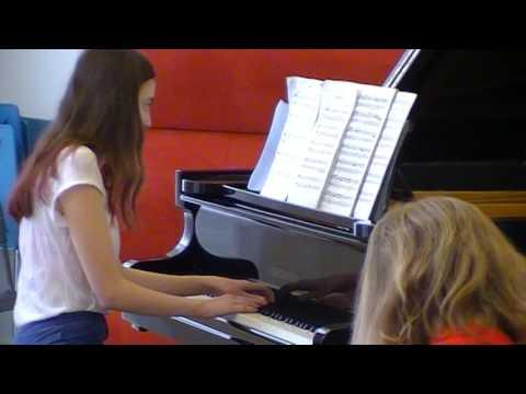 Esthelle Morsch EPTA  B2  graadexamen PIANO 8 april 2017  Amsterdam