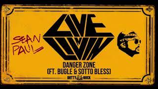 13 Sean Paul - Danger Zone ft. Bugle & Sotto Bless (Live N Livin')