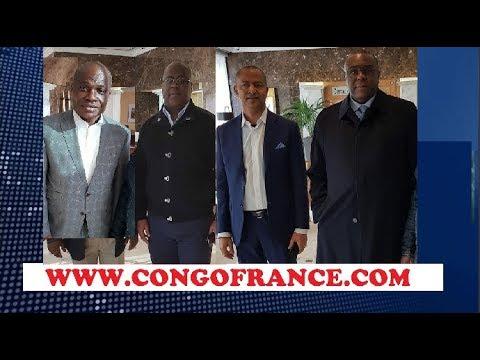 INFO en Direct 09 11 2018: RDC Les Opposants Congolais à Genève pour la CANDIDATURE COMMUNE