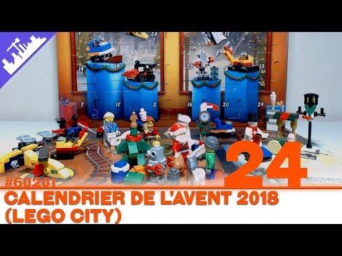 Calendrier Avent Lego City.Calendrier De L Avent Lego City Jour 24 2018 Fr