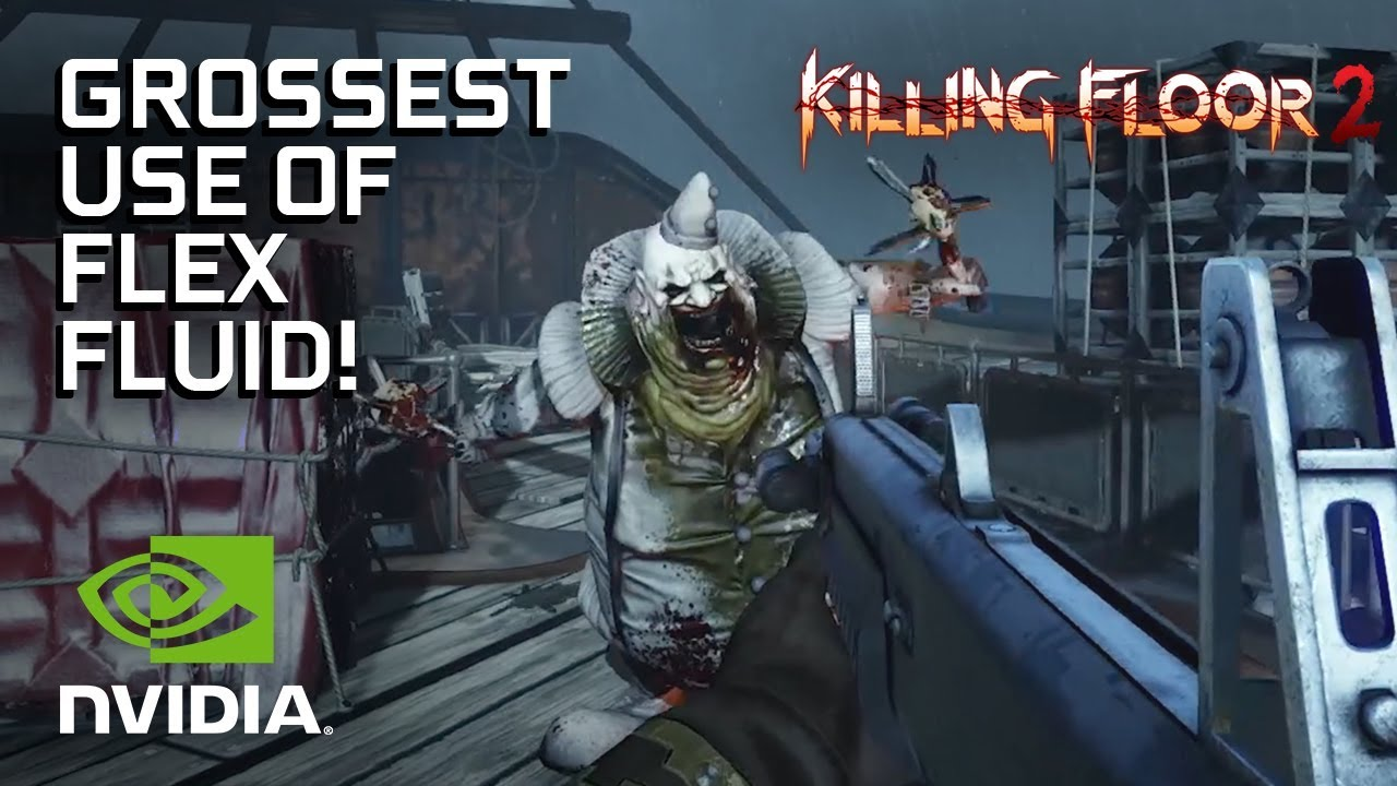 What S New With Killing Floor 2 Youtube