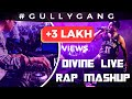 Divine Rap Mashup Live DJ Set Desi Hip Hop GullyGang mp3