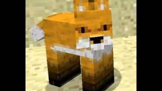 Minecraft  wszystkie potwory i zwierzęta