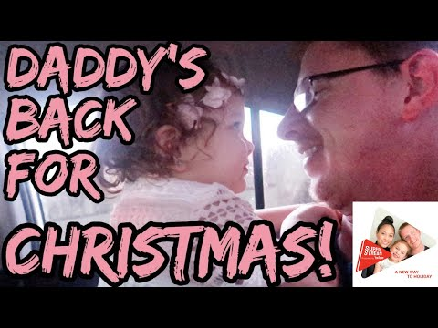 Filipina British Family: ANG PAGHAHANDA | DADDY'S BACK FOR CHRISTMAS | PHILIPPINES | TheMcQueens