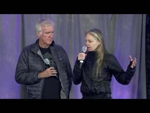 James Cameron & Suzy AmisCameron on PlantBased Diets