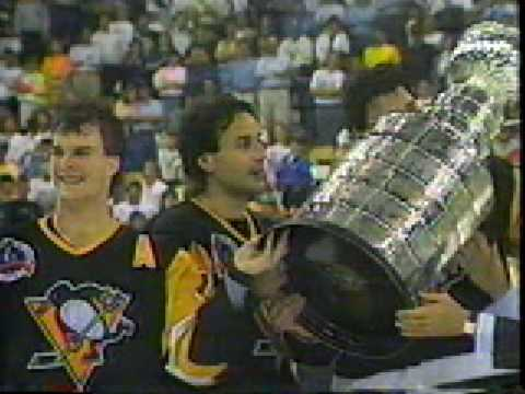 One From The Heart 1990 1991 Stanley Cup Champions Pittsburgh Penguins Part 1 Of 3