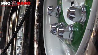 High Quality Scania Truckwash   100% Non Contact with ProNano Plus Nano Snow Foam & Nano Wax
