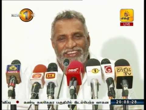 News 1st: Prime Time Tamil News - 8 PM | (28-01-2018)