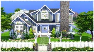 🌦☀️🍁☃️ The Sims 4: SEASONS SPEED BUILD 🌦☀️🍁☃️
