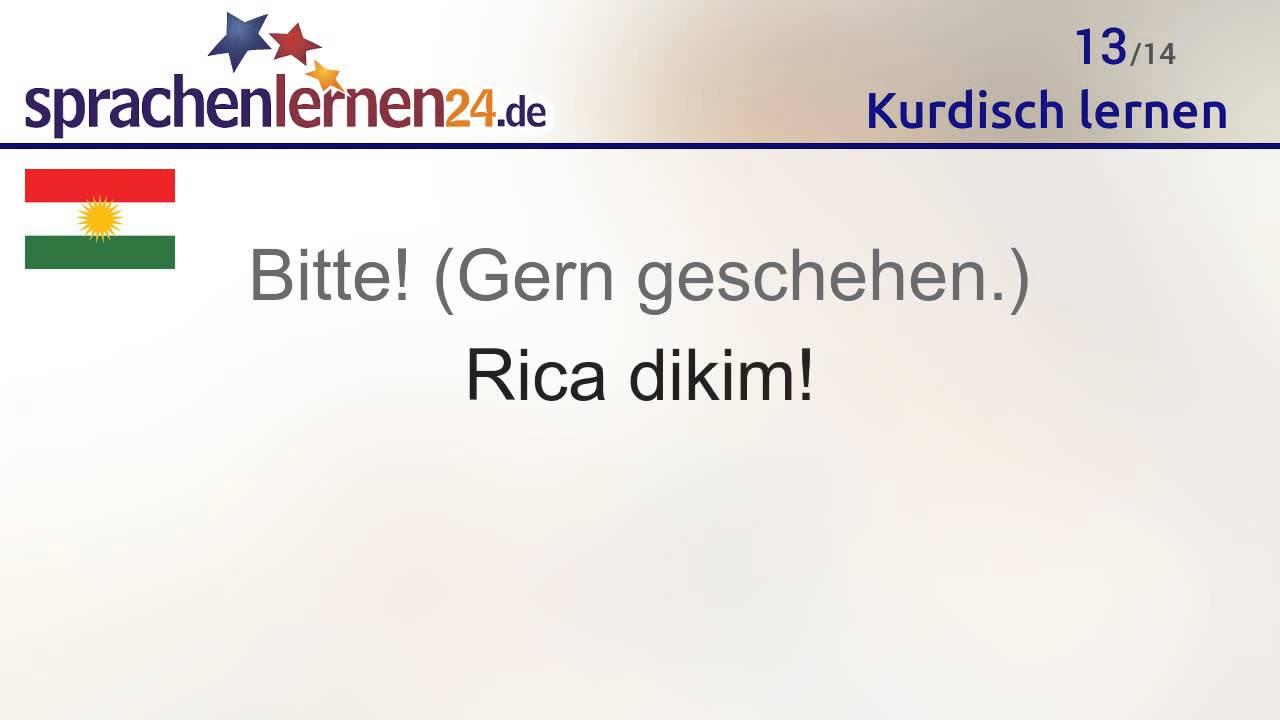 Kurdisch Lernen Kostenloses Sprachkurs Video