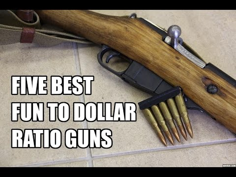 5 Best Fun to Dollar Ratio Guns