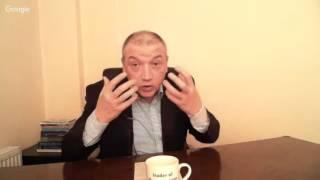 """Emisiunea """"În direct cu Sergiu Mocanu"""" din 18 ianuarie 2017"""