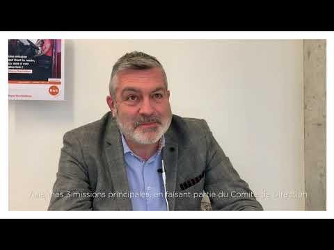 ITW - Benoit R prend la parole pour  les Reines de la route