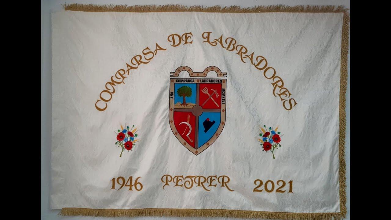 Directo Bendición de la Nueva Bandera (17h)