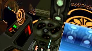 Star Wars Episode I: The Phantom Menace - PS1 Gameplay (Level 3)